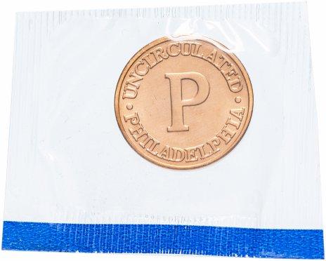 купить Жетон США монетного двора Филадельфия (Р) в запайке
