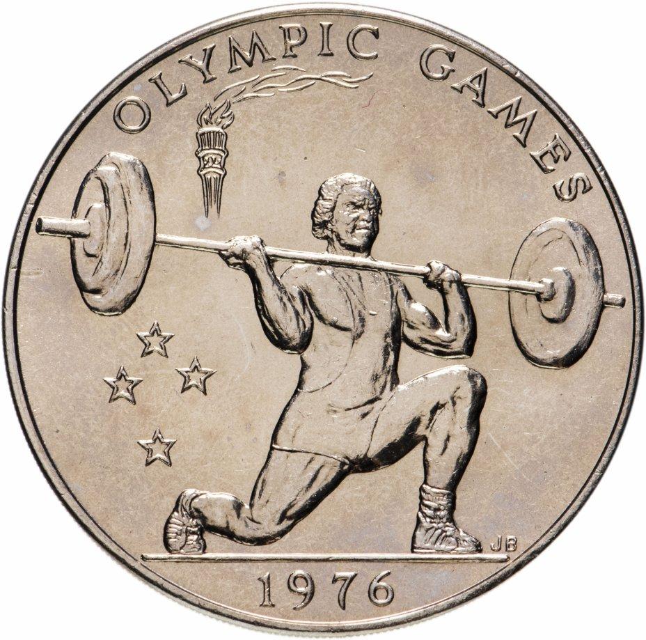 """купить Самоа 1 тала (tala) 1976   """"XXI Летние Олимпийские игры 1976"""""""