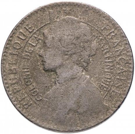 купить Мартиника 50 сантимов (centimes) 1922