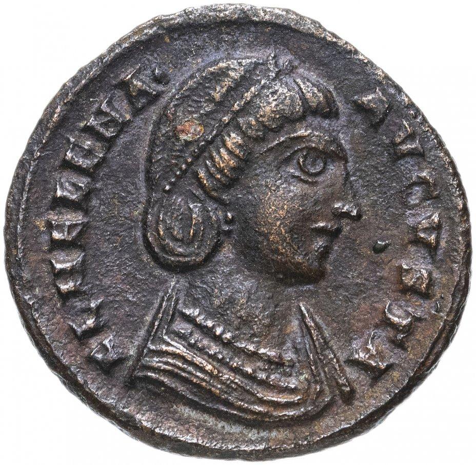 купить Римская империя, Елена Святая, мать Константина Великого, нуммий.