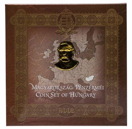 купить Венгрия набор монет 2003 200 лет со дня рождения Ференца Деака