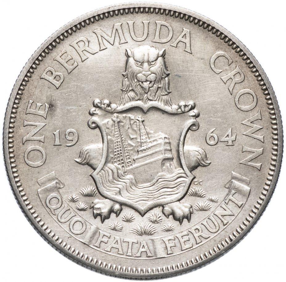 купить Бермуды 1 крона (crown) 1964