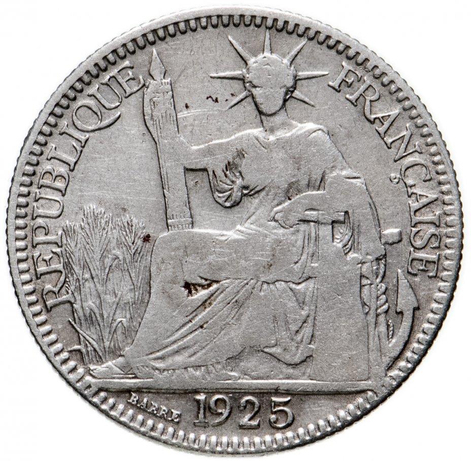 купить Французский Индокитай 10сантимов (centimes) 1925