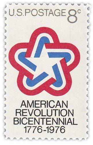 """купить США 8 центов  1971 """"Двухсотлетняя эмблема Комиссии"""""""
