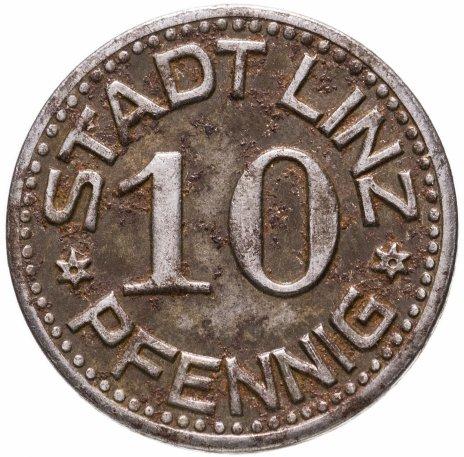 купить Германия (Линц) нотгельд 10 пфеннигов 1918