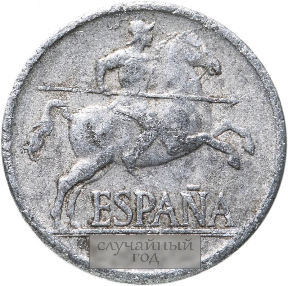 купить Испания 5 сентимо (centimos) 1940-1953, случайная дата