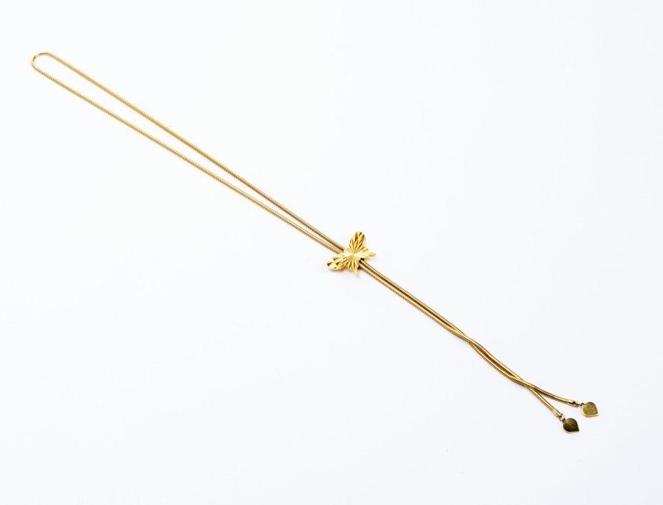 купить Кулон (подвеска)  в виде бабочки, сплав металла, Китай, 1990-2000 гг.