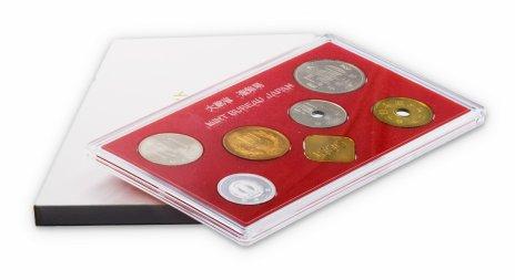 купить Япония Годовой  набор монет 1990 (6 монет + жетон)
