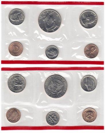 купить США годовой набор 1992 D (6 монет)