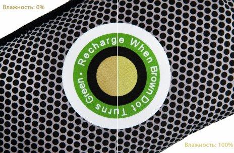 купить Осушитель воздуха в мешочке с индикатором (многоразовый) 350 г. Надежно защитит вашу коллекцию от влаги