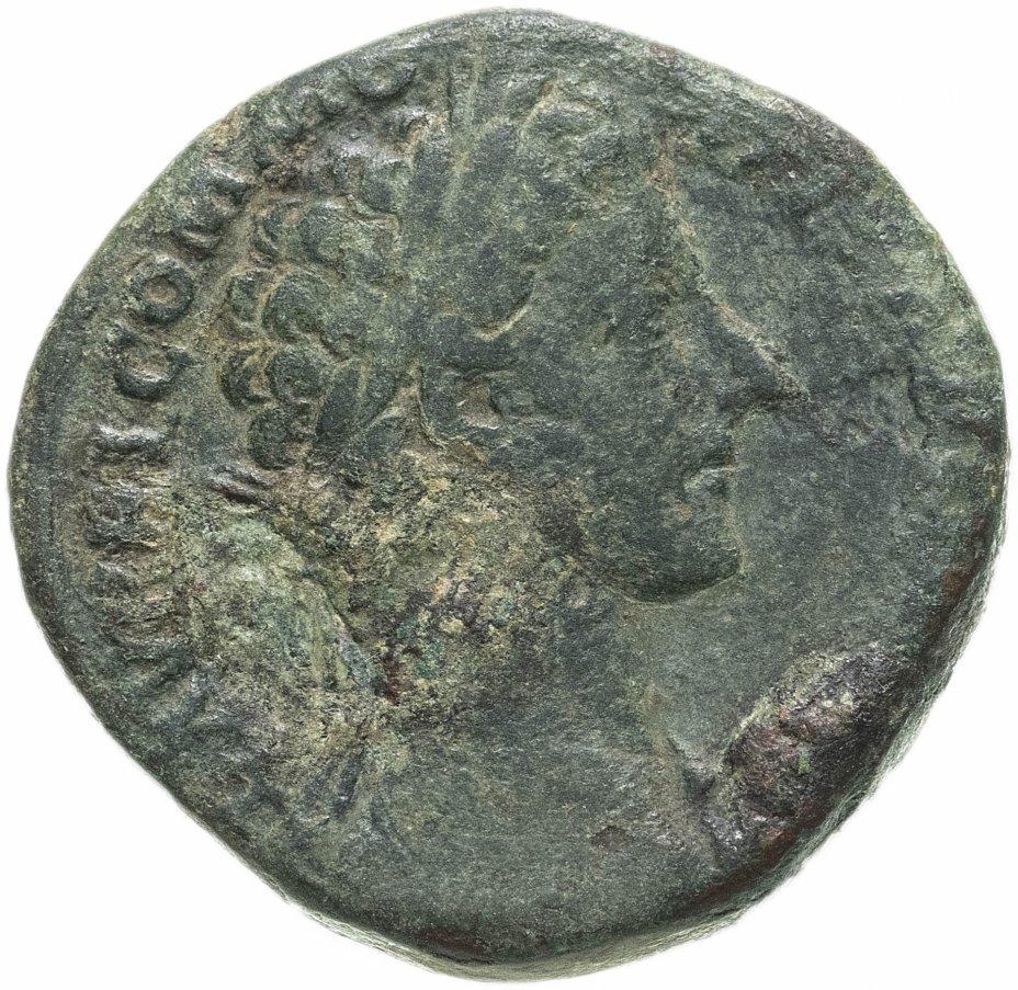 купить Римская Империя, Коммод, 177-192 гг, Сестерций. (Минерва)