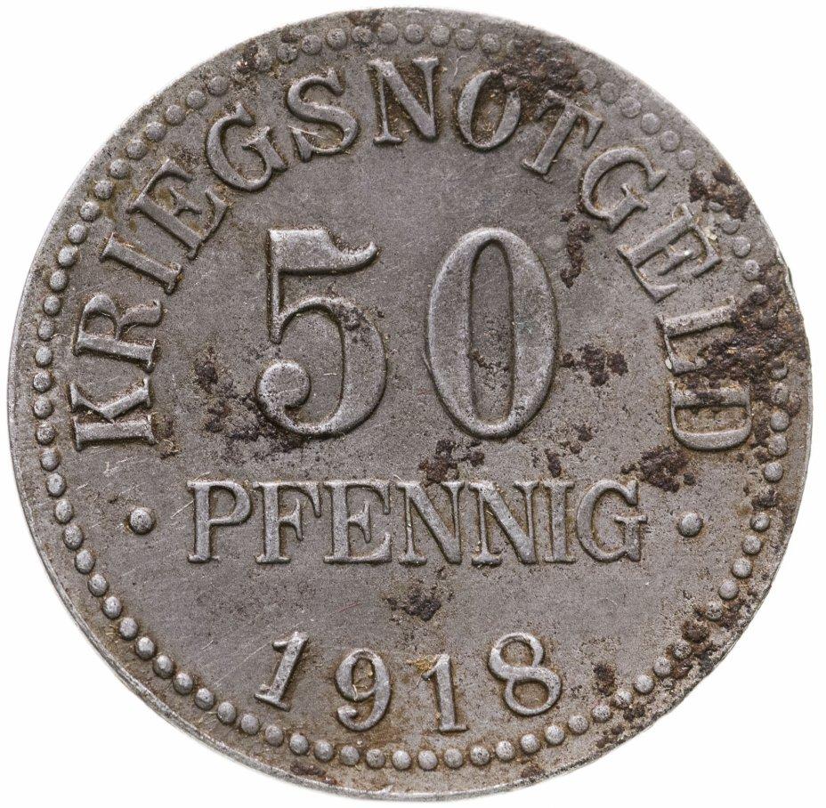 купить Германия (Брауншвейг) нотгельд  50 пфеннигов 1918