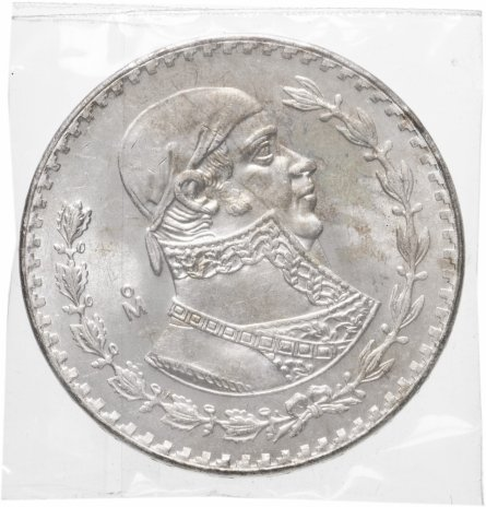 купить Мексика 1 песо (peso) 1958