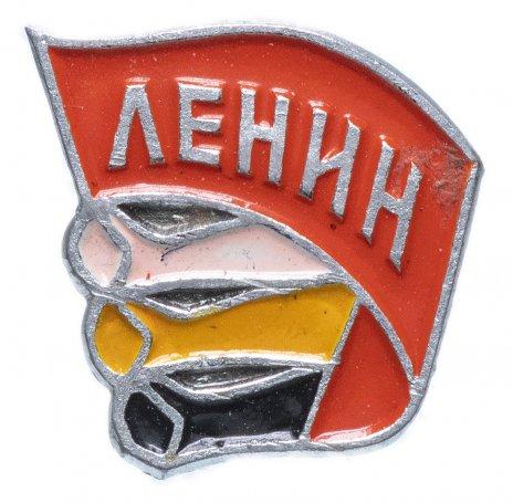 """купить Значок СССР 1967г """"Ленин"""", Булавка"""