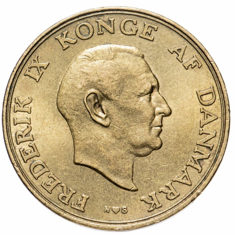 купить Дания 1 крона 1954