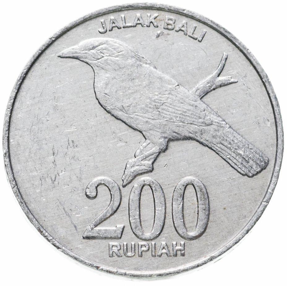 купить Индонезия 200 рупий (rupiah) 2003