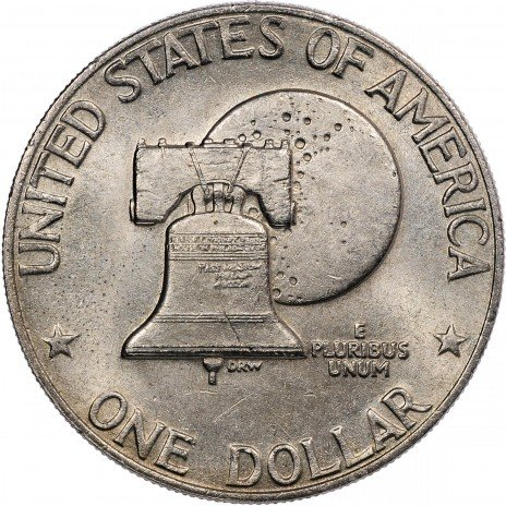 """купить США 1 доллар 1976 """"200 лет независимости США"""""""