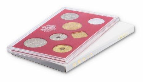 купить Япония Годовой набор монет 1991 (6 монет + жетон)