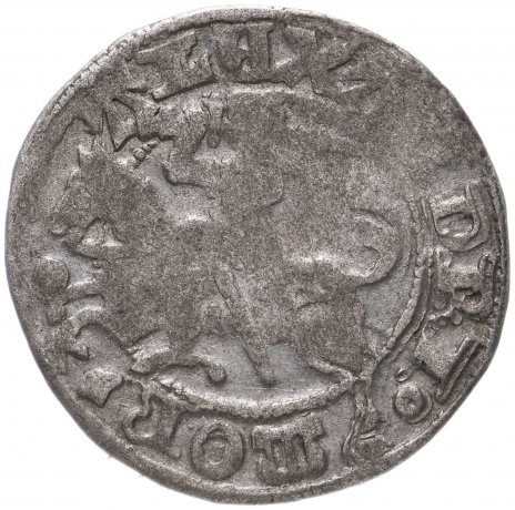 купить Великое Княжество Литовское 1/2 гроша - полугрош 1506-1555