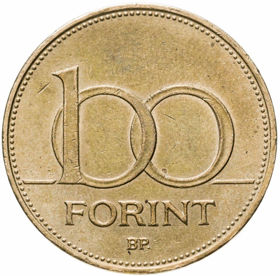 купить Венгрия 100 форинтов (forint) 1993-1996, случайная дата