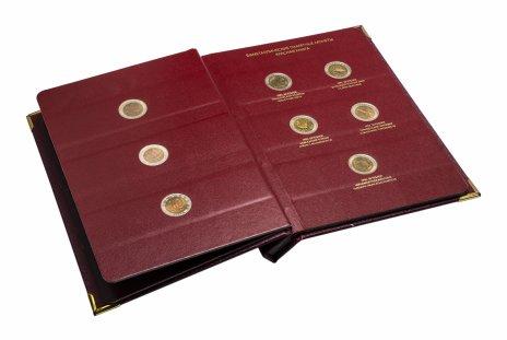 """купить Полный набор серии """"Красная книга"""" 1991-1994 (15 монет) в альбоме"""