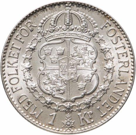 купить Швеция 1 крона (krona) 1939