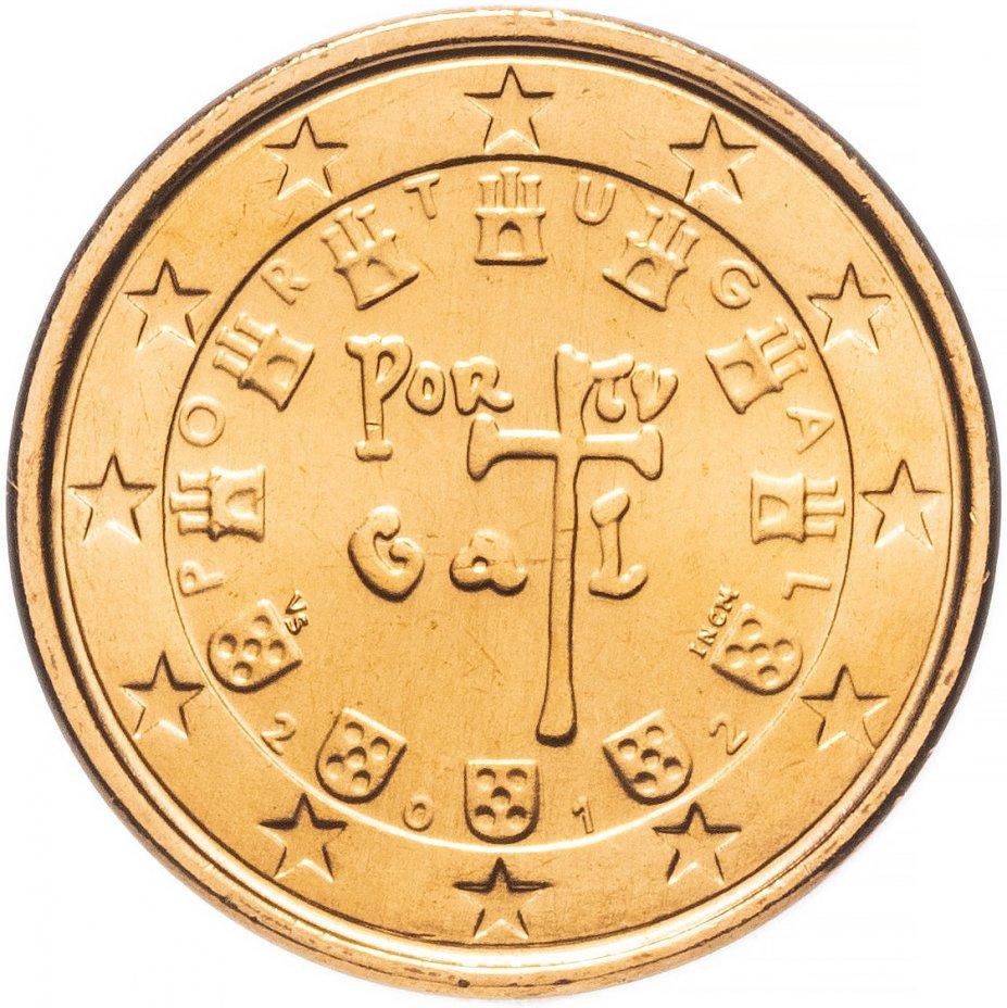купить Португалия 1 цент 2012