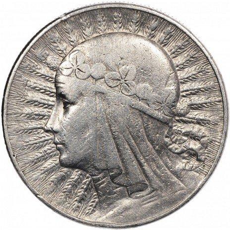купить Польша 10 злотых 1932