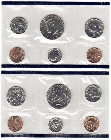 купить США годовой набор 1992 P (6 монет)