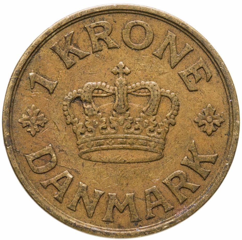 купить Дания 1 крона (crown) 1931