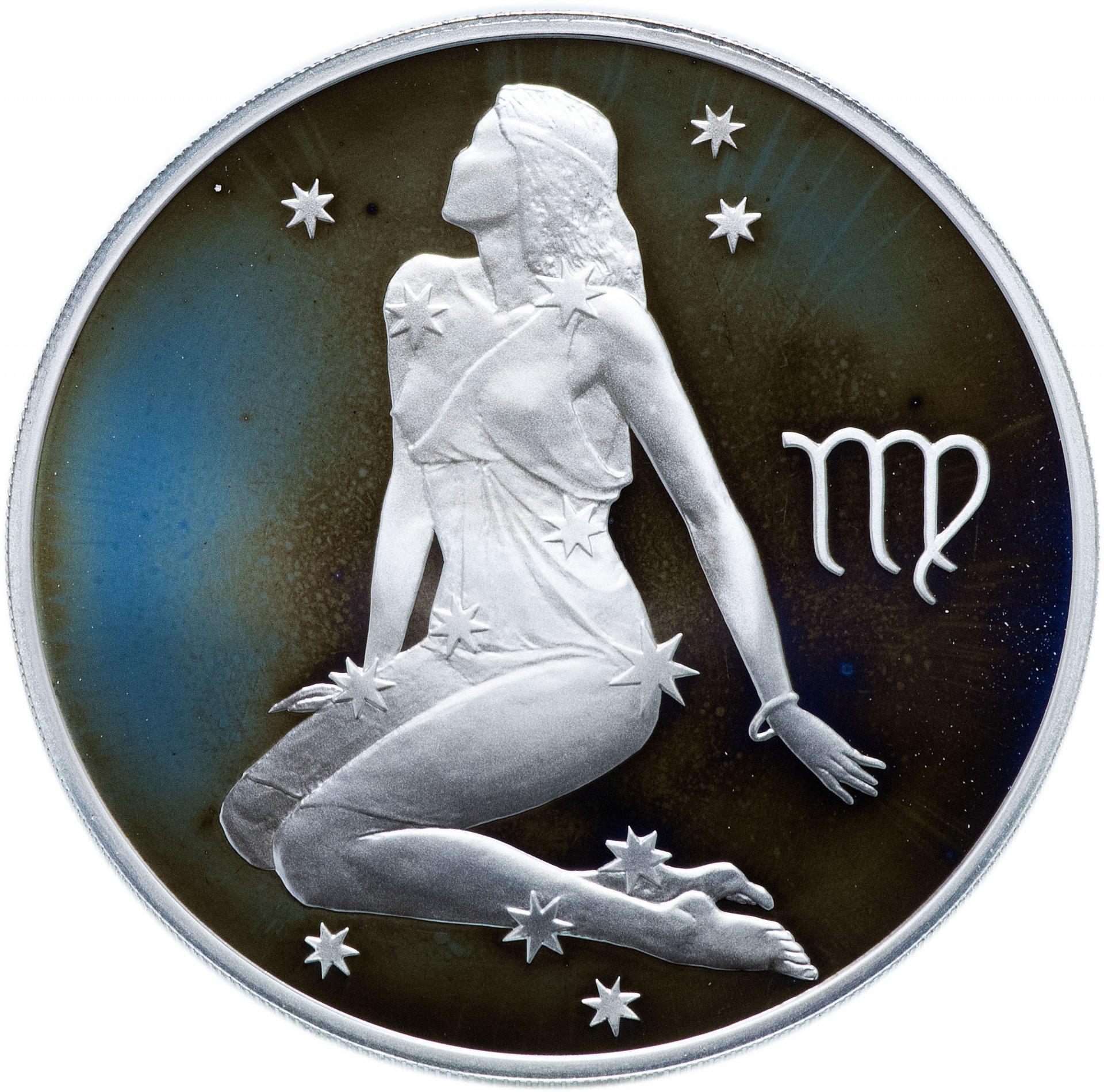 Картинка знака зодиака девы