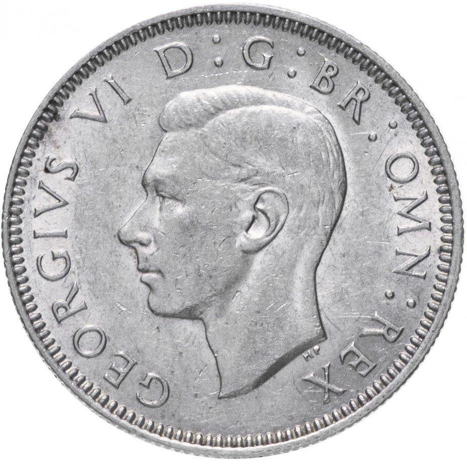 купить Великобритания 1 шиллинг 1942 английский тип
