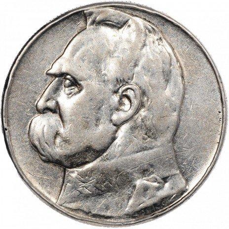 купить Польша 10 злотых 1937