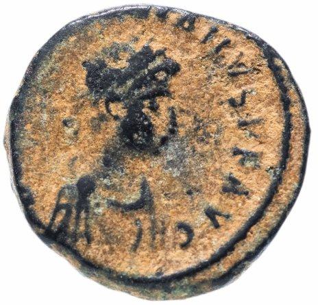 купить Римская империя, Грациан, 367-383 годы, нуммий.