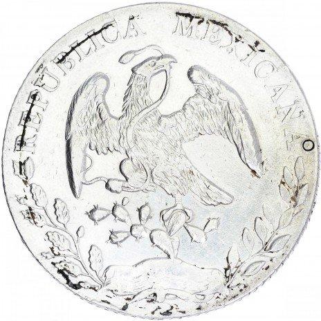 купить Мексика 8 реалов 1892
