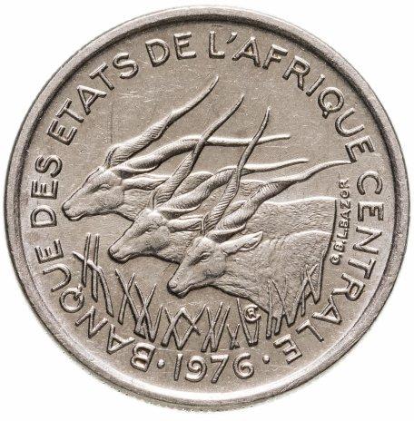 купить Центральный Африканский Союз 50 франков 1976