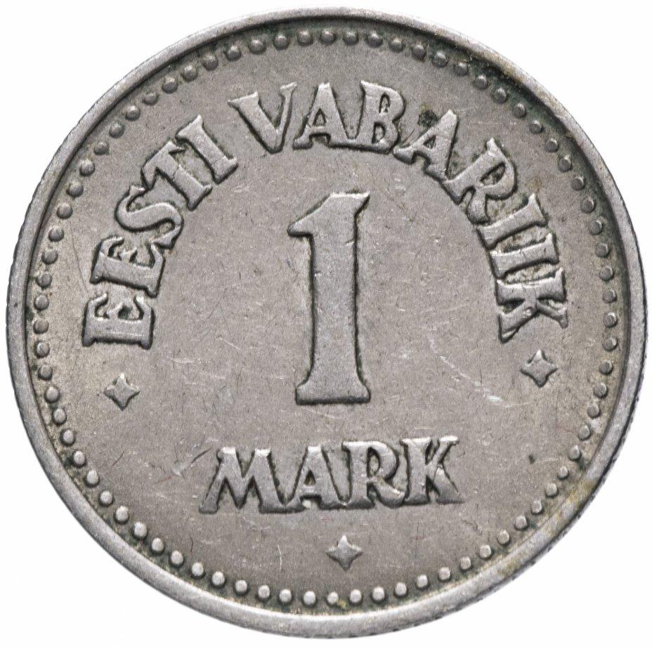 купить Эстония 1 марка 1922