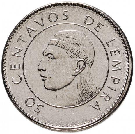 купить Гондурас 50 сентаво (centavos) 2007