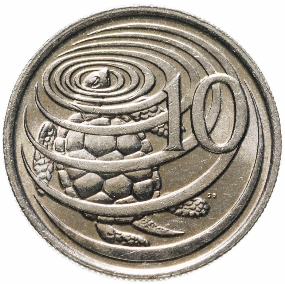 купить Каймановы острова 10 центов (cents) 1977