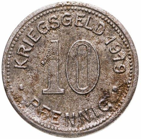 купить Германия (Боттроп) нотгельд 10 пфеннигов 1919