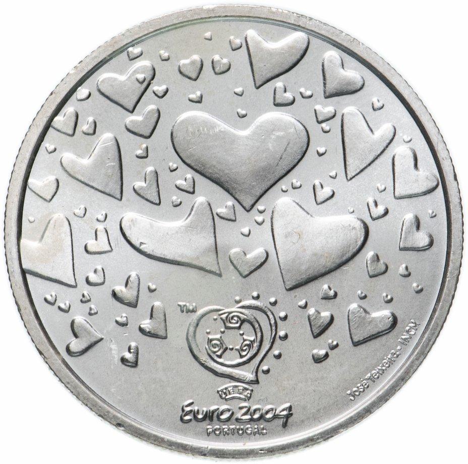 """купить Португалия 8 евро 2003 """"Евро 2004. Ценности футбола - Страсть"""""""