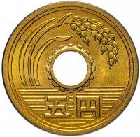 Немного о японских монетах и о том из чего их делали... | Пикабу | 196x200