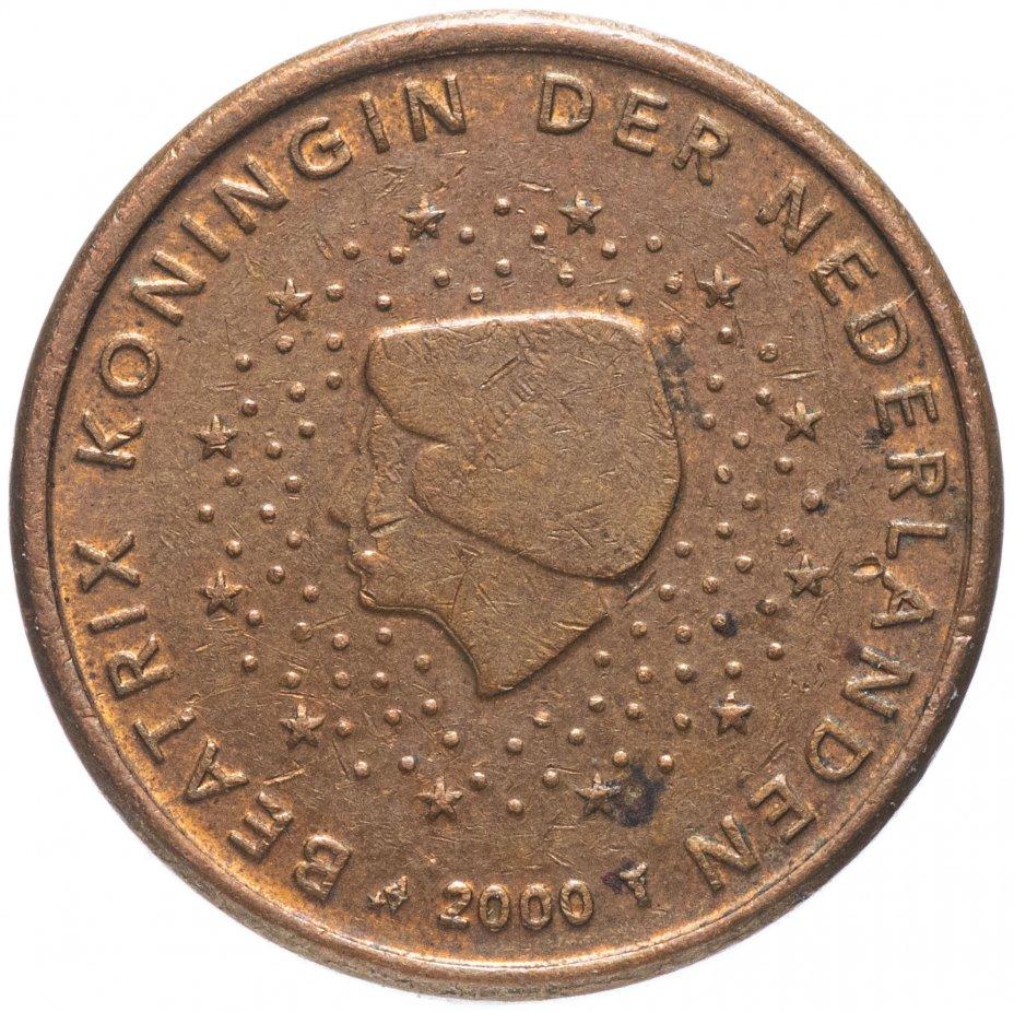 купить Нидерланды 1 цент (cent) 1999-2019