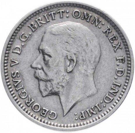 купить Великобритания 3 пенса 1931