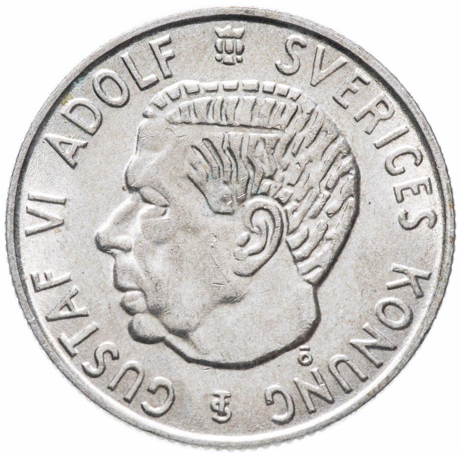 купить Швеция 1 крона 1953