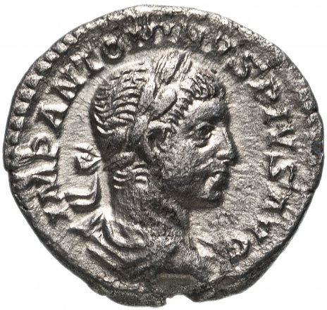 купить Римская империя, Элагабал, 218-222 годы, денарий. (Либертас)