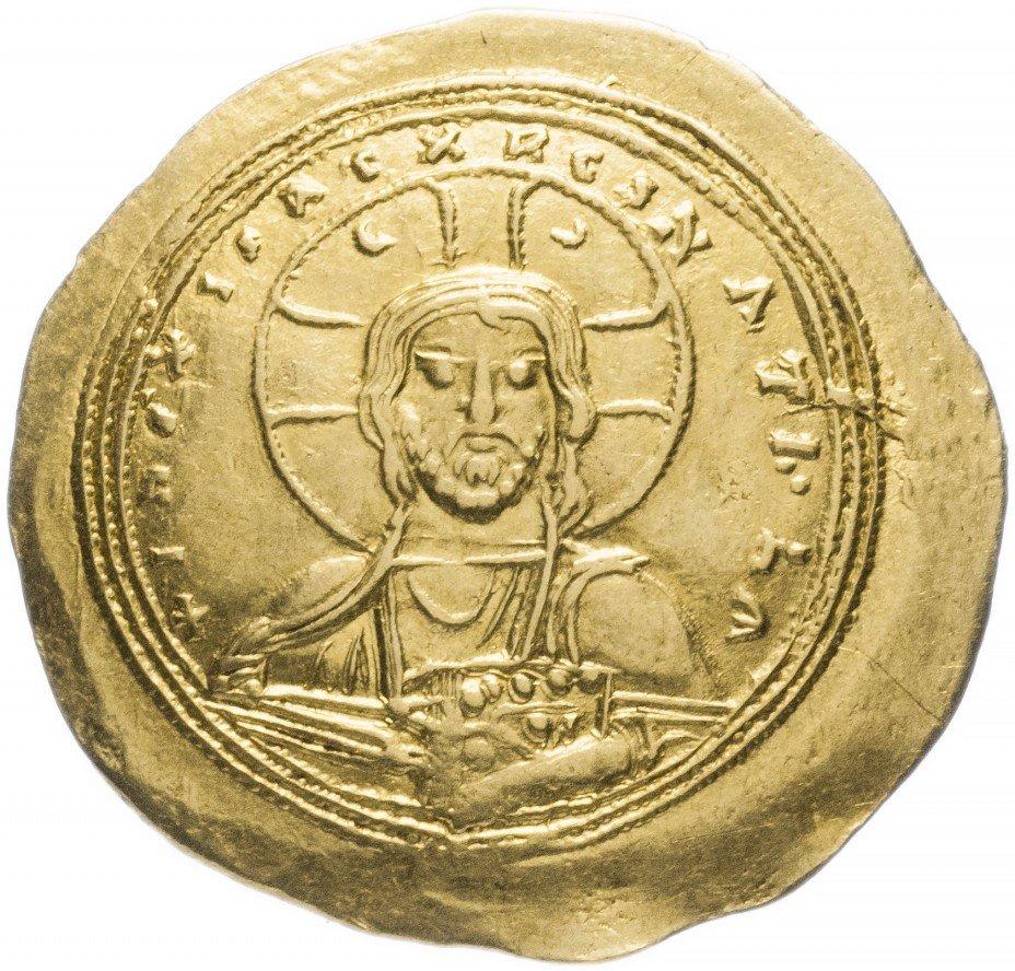 купить Византия Константин IX Мономах 1042-1059гг гистаменон номисма