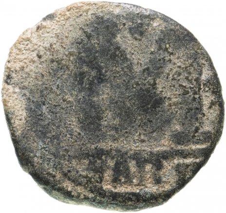 купить Византийская империя, Юстин I, 518-527 годы, 40 нуммиев (фоллис). Карфаген