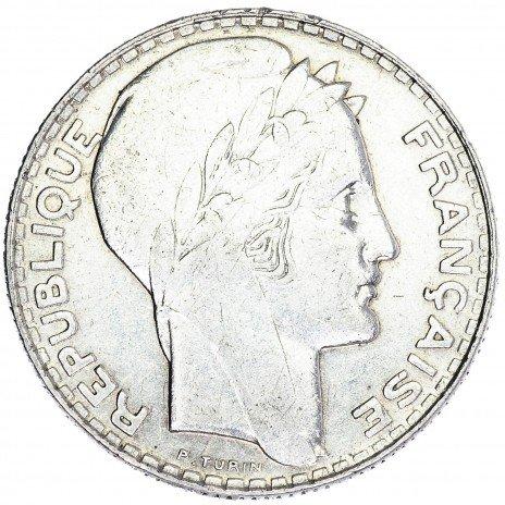 купить Франция 10 франков 1934