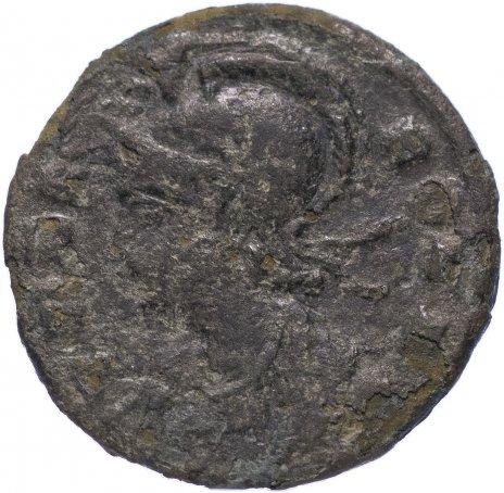 купить Римская Империя Семья Константина I 330–350 гг фоллис (реверс: волчица, кормящая близнецов)